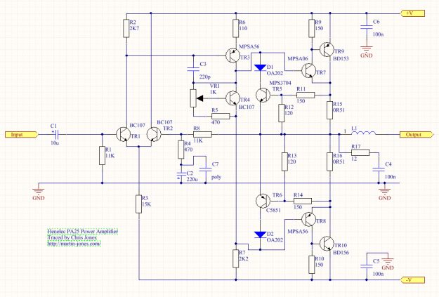 PA25_Schematic