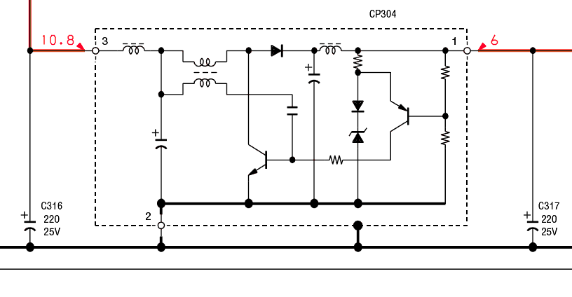 WM-D6C DC-DC converter